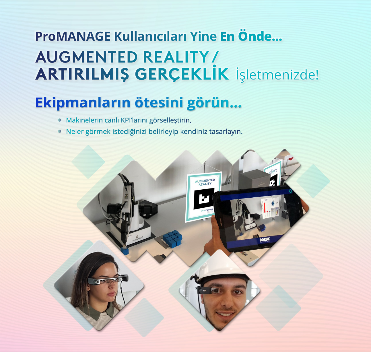 ProMANAGE Augmented Reality